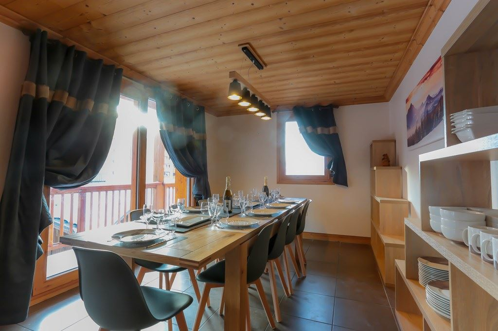 SABOT DE VENUS 06 / APARTMENT 6 ROOMS 10 PERSONS - 4 SILVER SNOWFLAKES - ADA