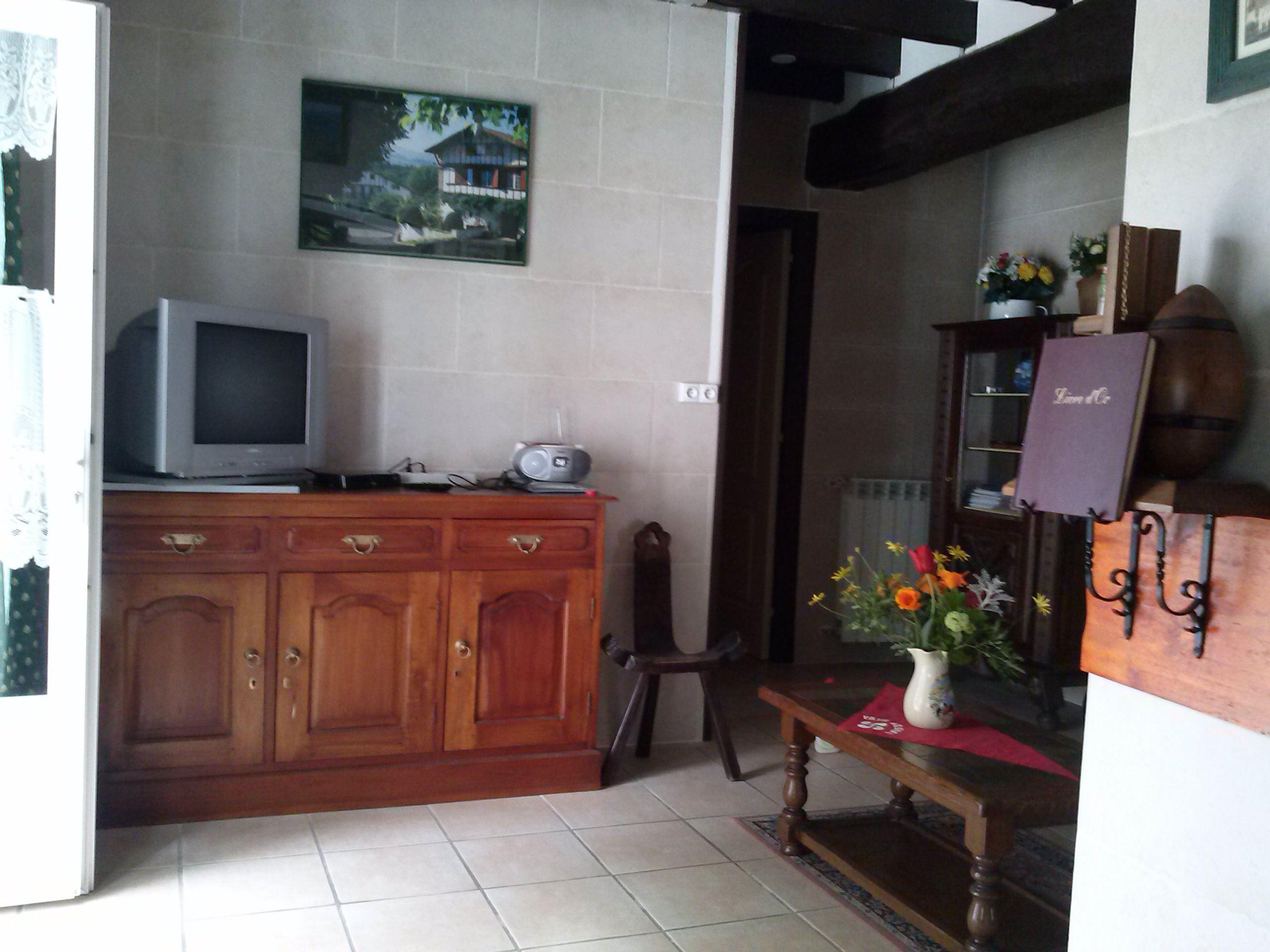 Appartement T2 Miot Etchenika Ttikia***