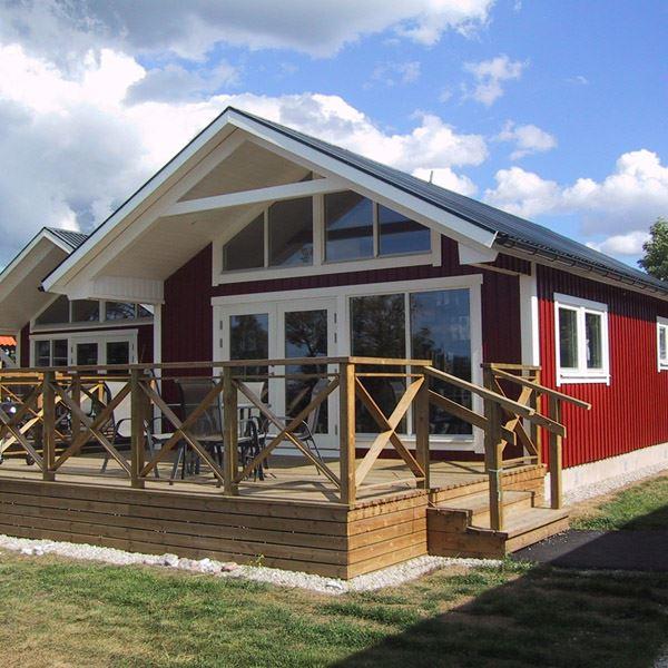 Ferienhäuser, Kneippbyn Resort Visby