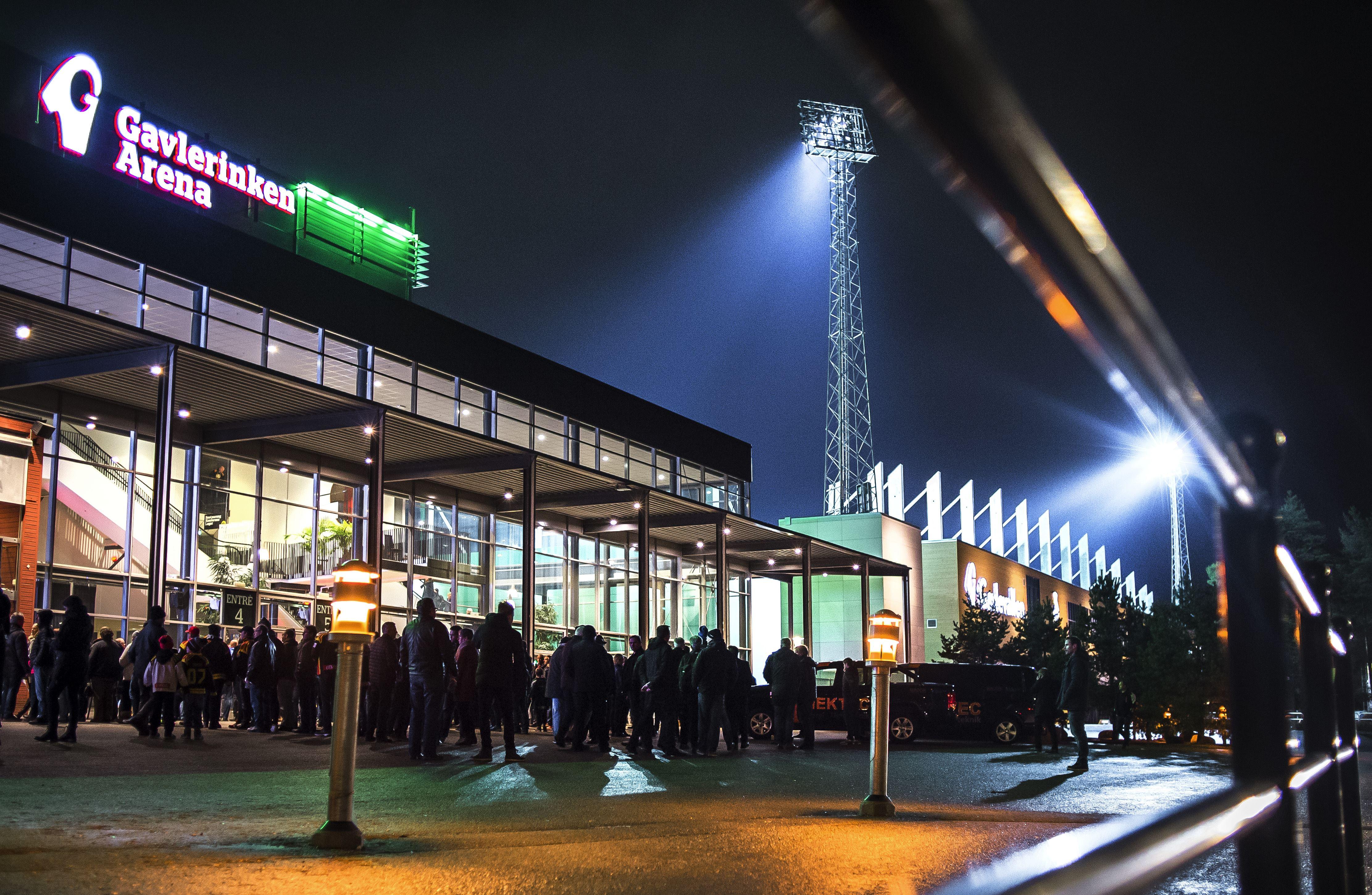Brynäs dam vs Göteborg