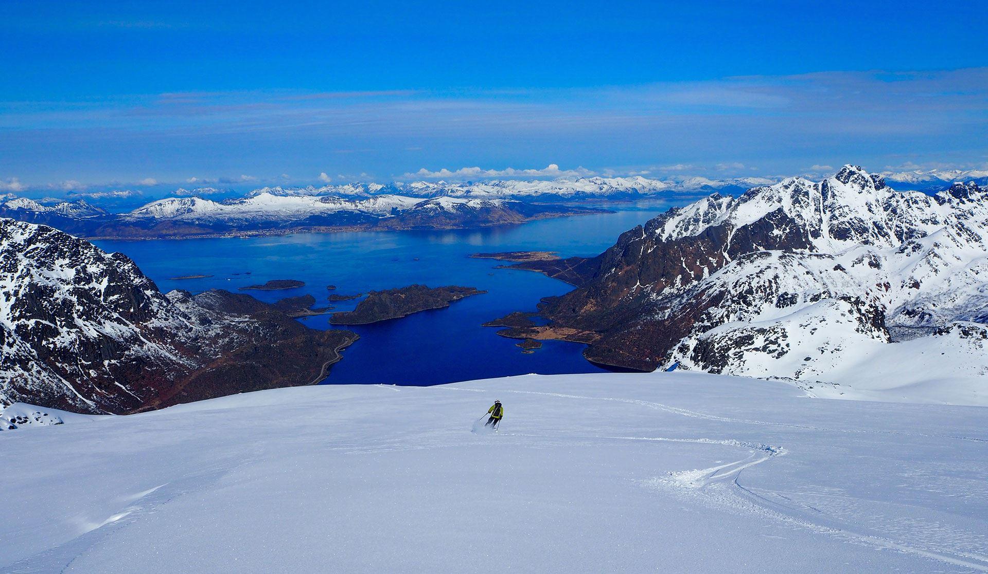 Ski & Seil Lofotpåska