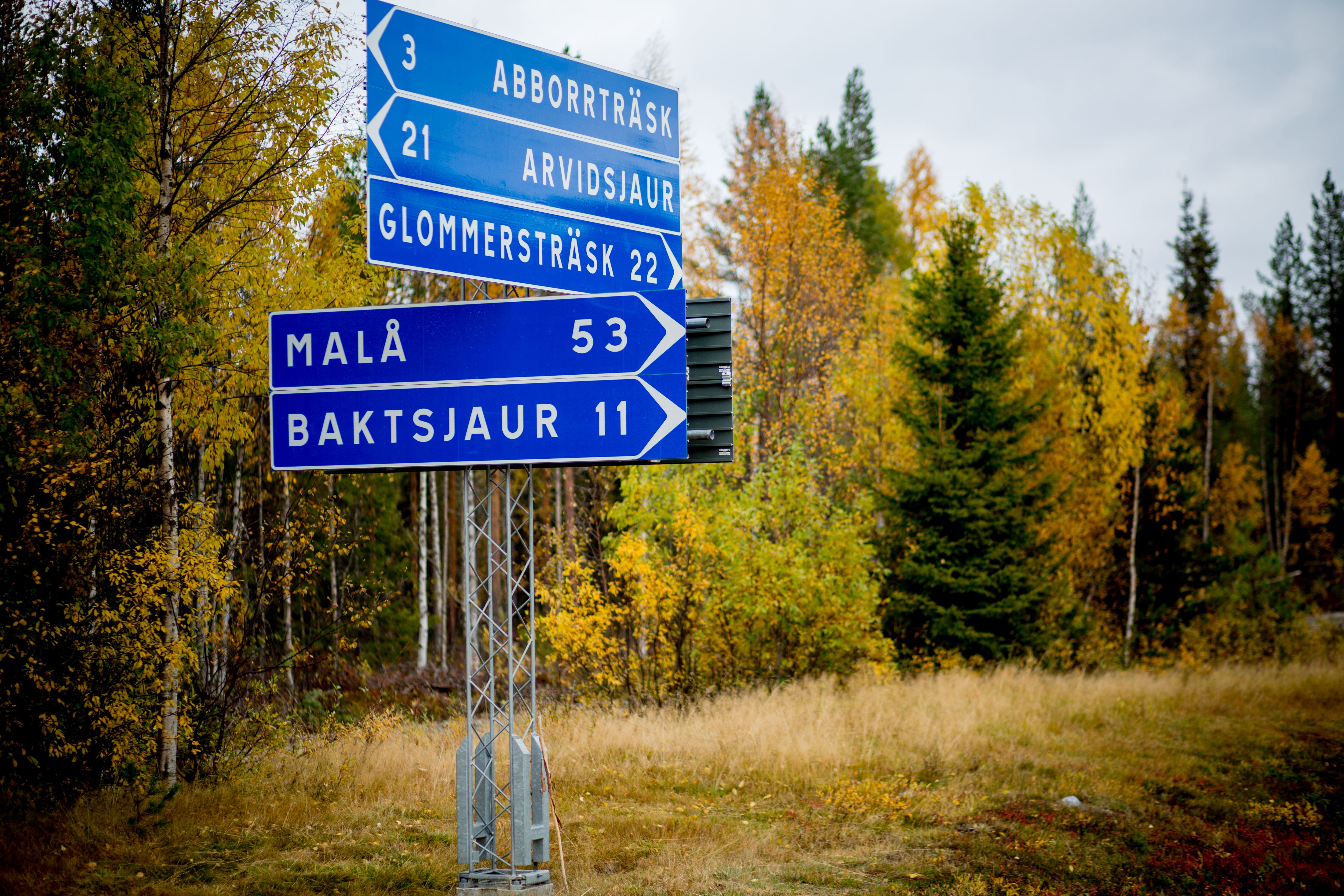Gomorron Malå