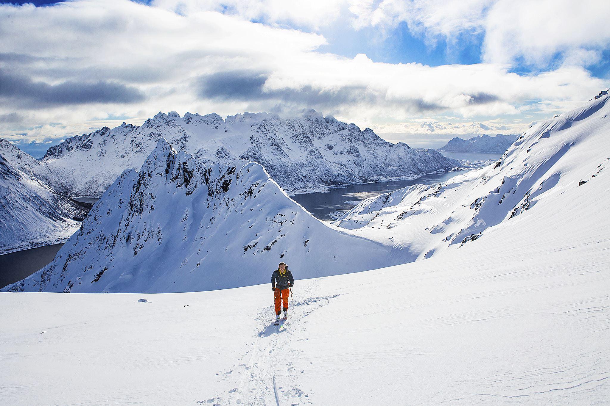 Ski & Seil Lofoten Gourmet