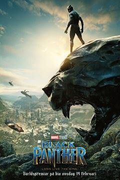 Bio på Forum - Black panther