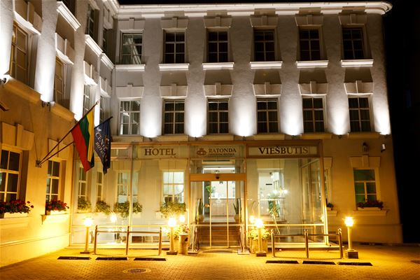 Ratonda Centrum Hotel
