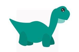 Sagostund - Dinosaurier