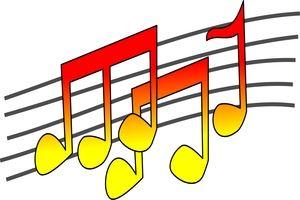 Sagostund - Musik
