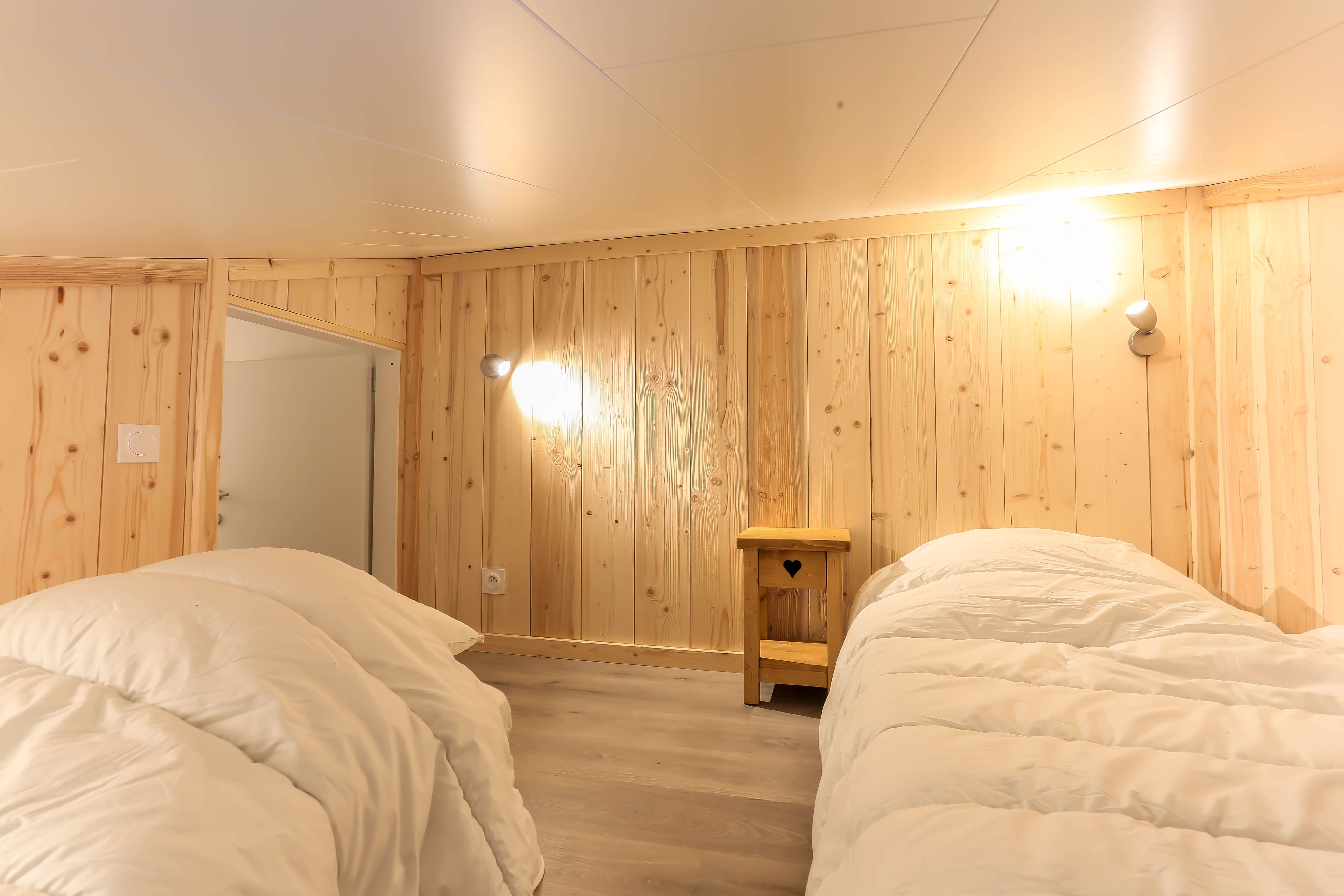 Roche Blanche 81 > Apartment + 2 cabins - 4 People - 3 Silver Snowflakes (Ma Clé IMMO)