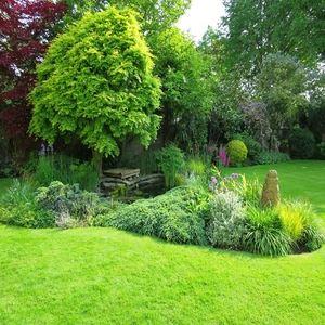 Våra älskade trädgårdsrum i norr
