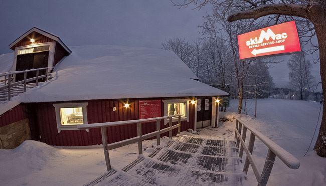 SkiMac Ski Equipment Rental