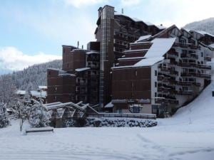 4 rooms, 8/9 people ski-in ski-out / Grand Bois A1132 (Mountain)