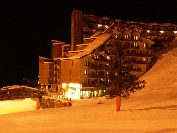 3 rooms + cabin, 9 people ski-in ski-out / Grand bois A1112 (Mountain)