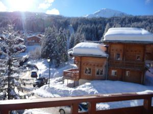 4 rooms, 8/9 people ski-in ski-out / Grand Bois A1132