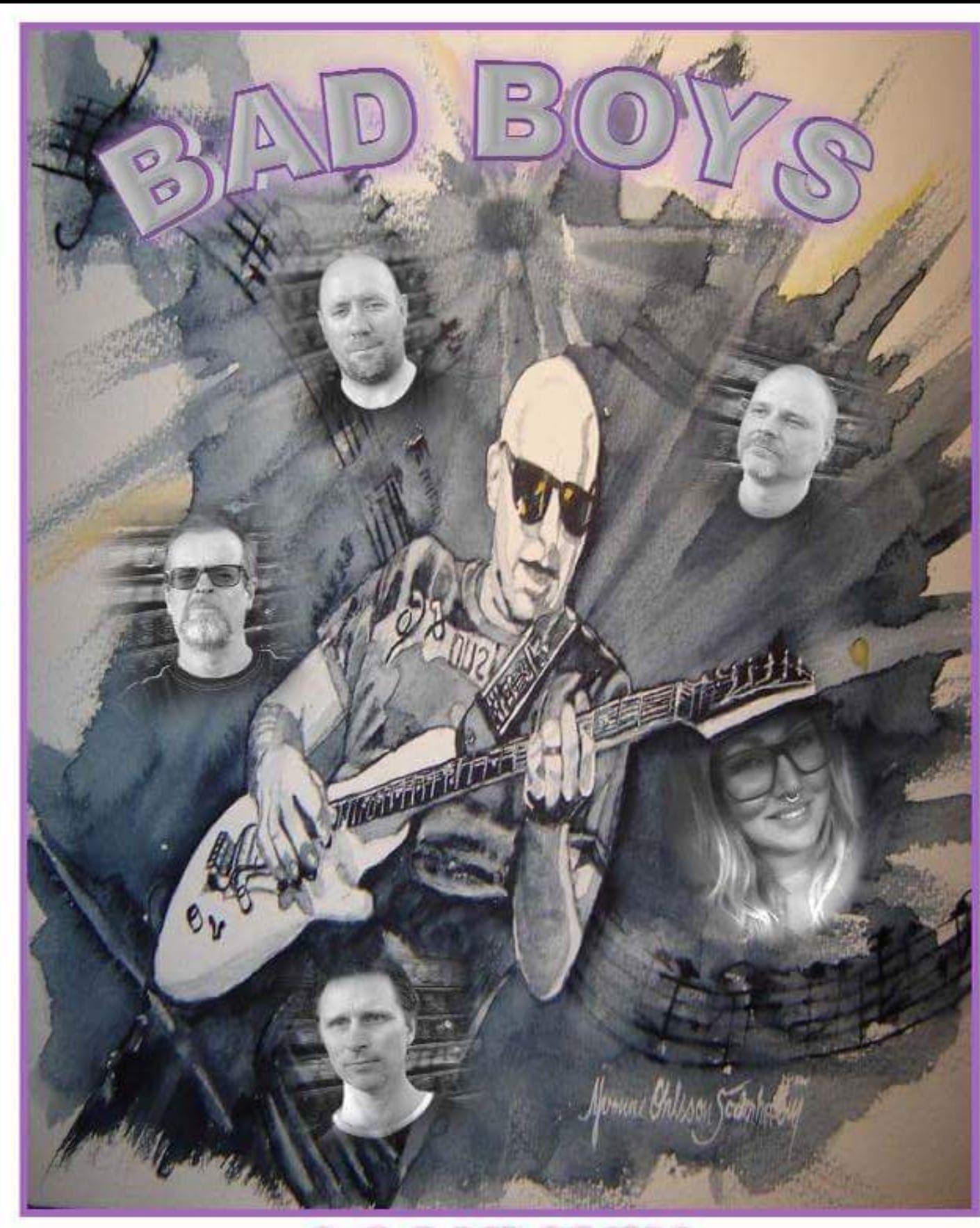 Efterfesten med Bad Boys
