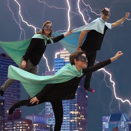 Superhjältetipsrunda