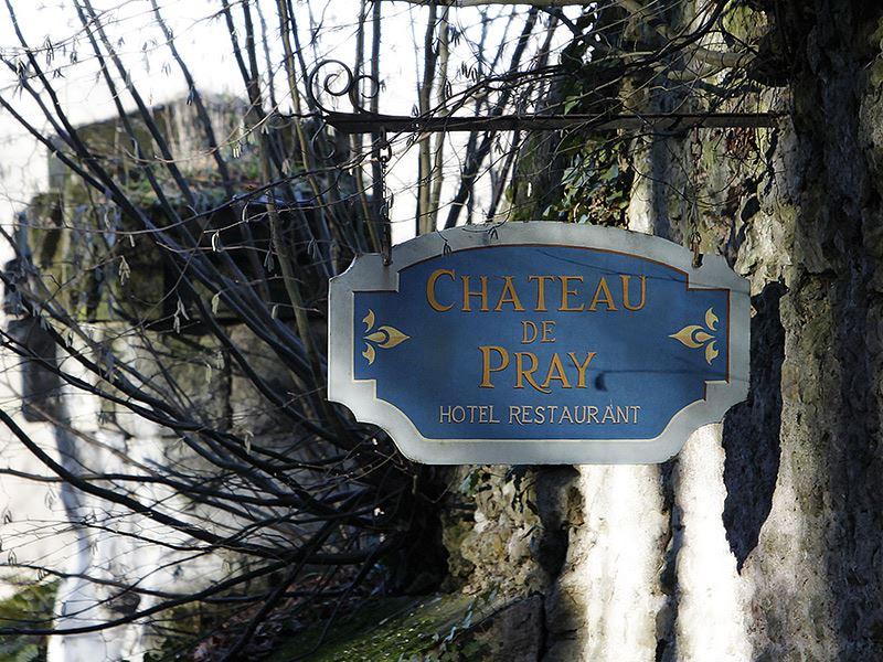 © ©chateaudepray, CHATEAU DE PRAY