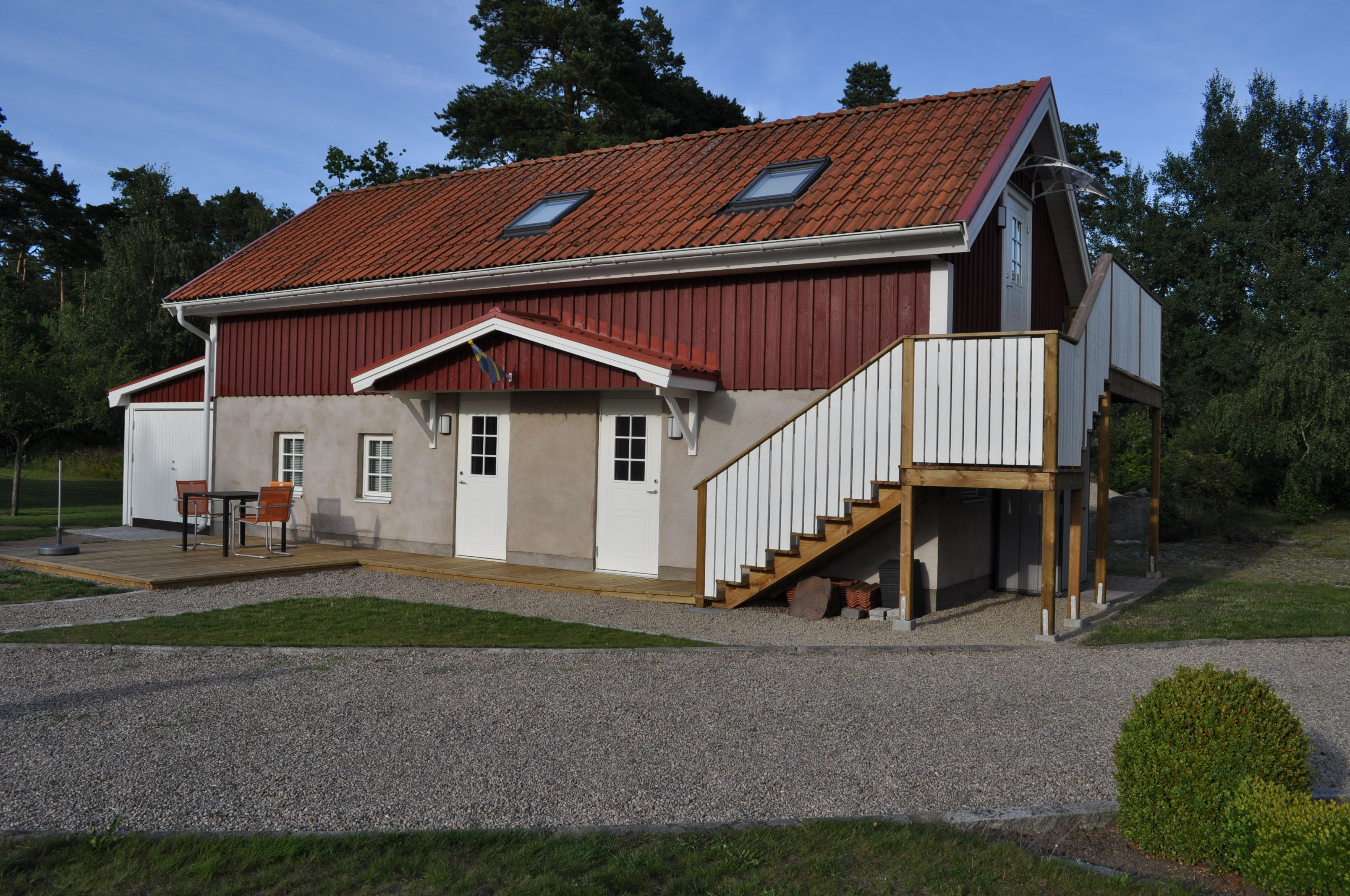 "Apartment ""Horse"" with 2 beds in Lörby"