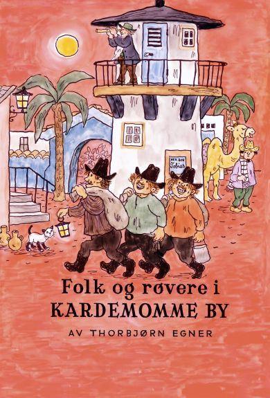 Folk og Røvere i Kardemommeby, 11 februar 2018