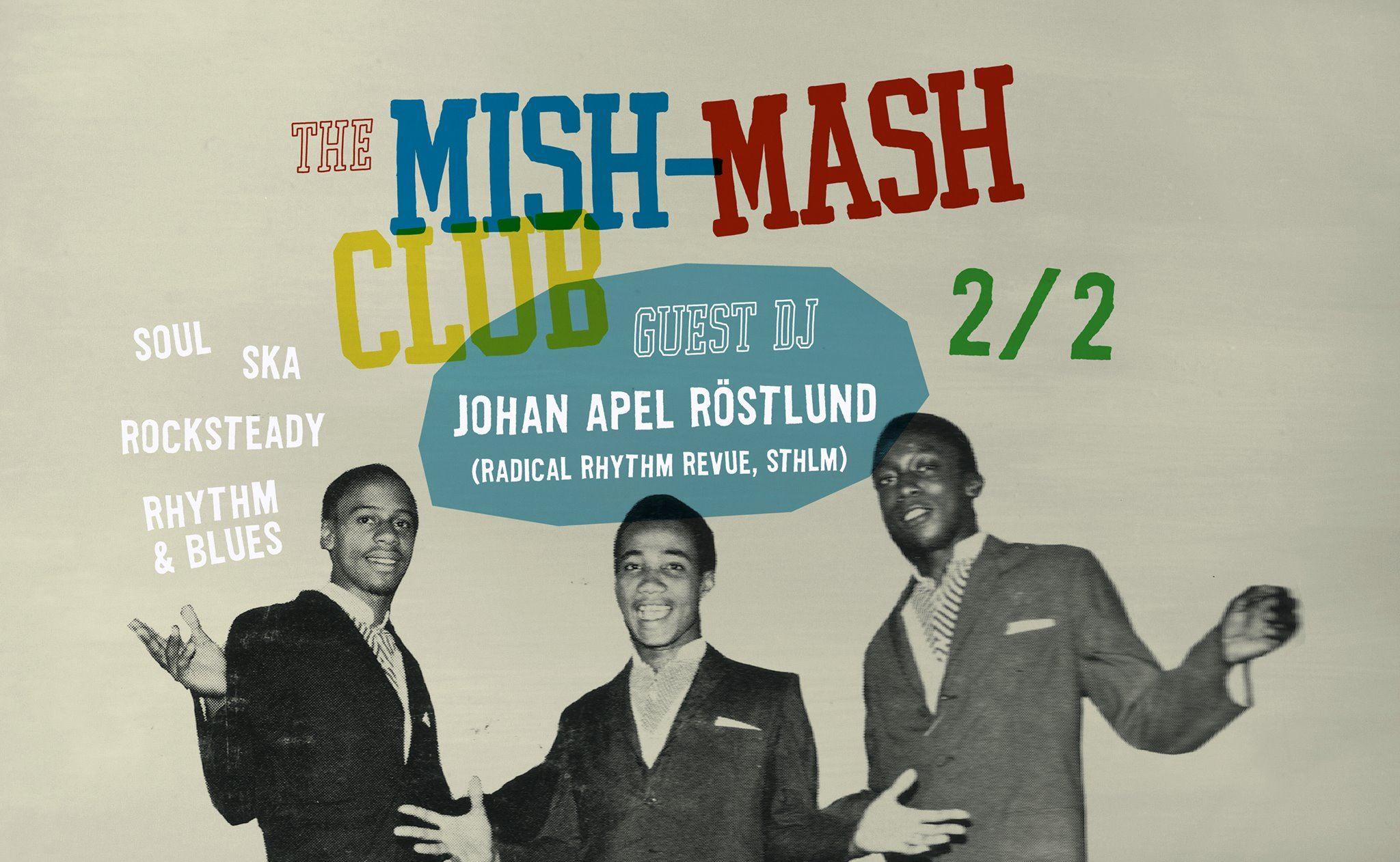 The Mish-Mash Club