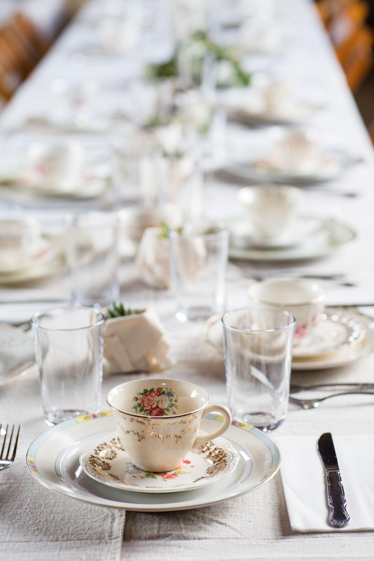 Afternoon Tea på Toftaholms Herrgård