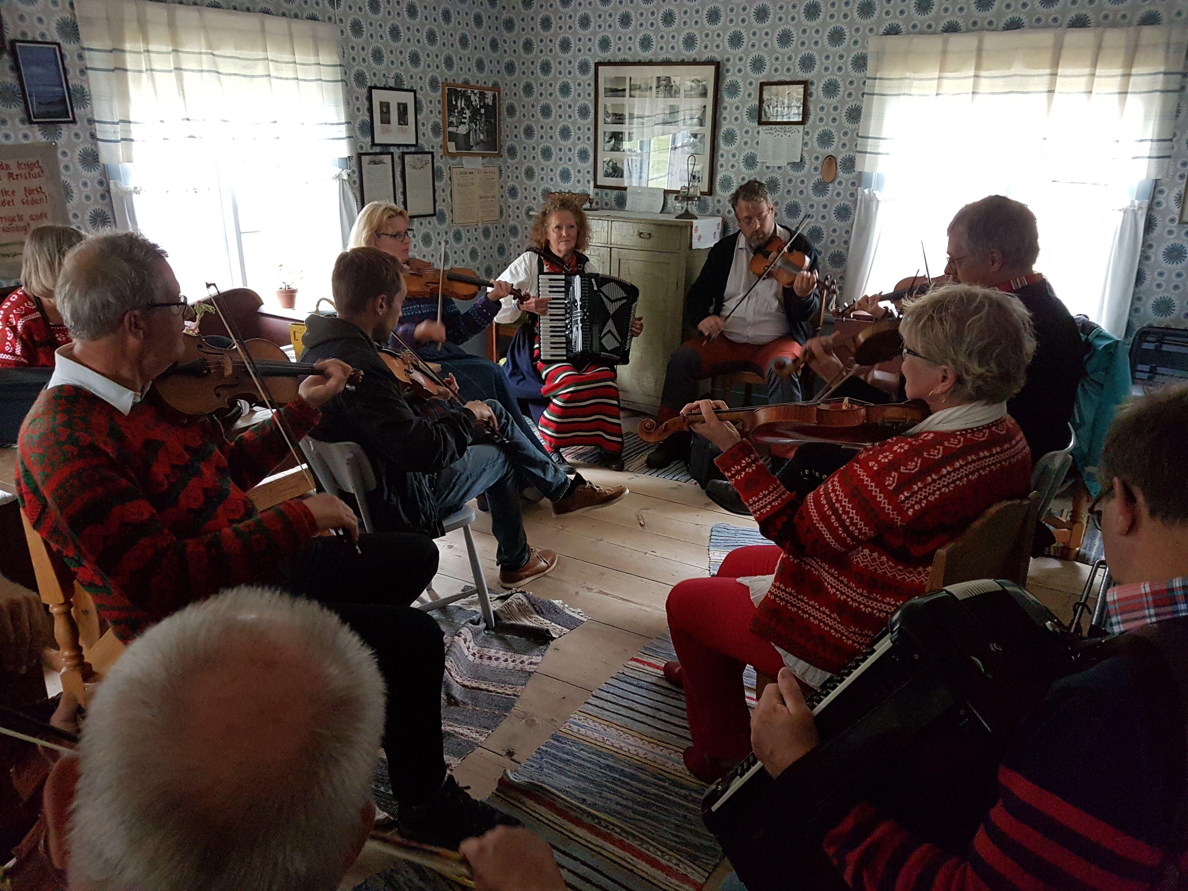 Norrbostämman 2018 - En del av Musik vid Dellen