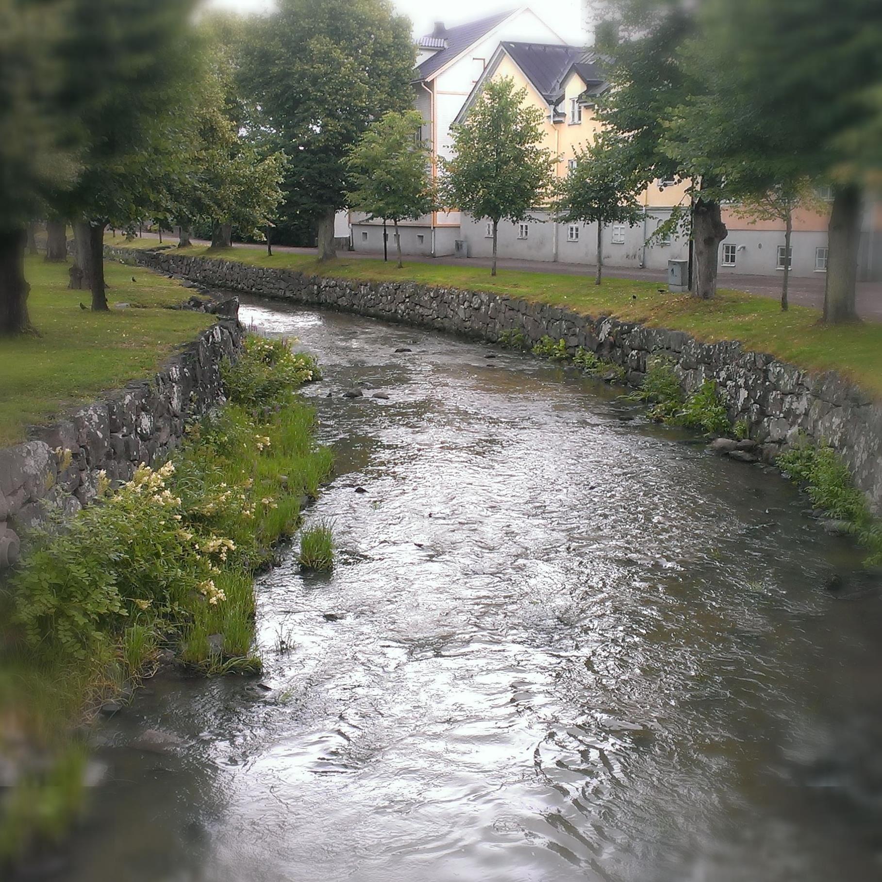 © Åsa Kalén, En dag i stillhet