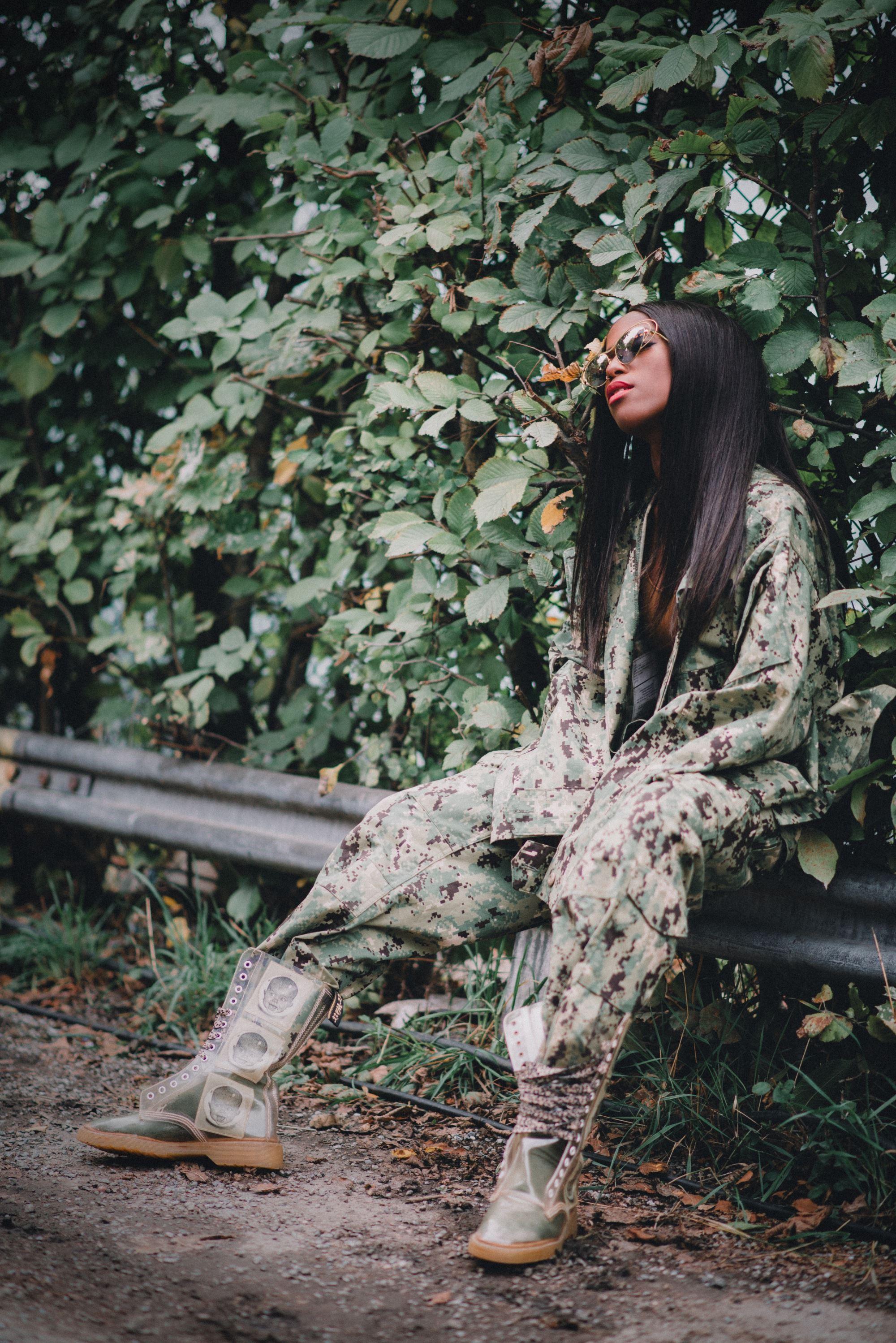 Musik: Sabina Dbumba