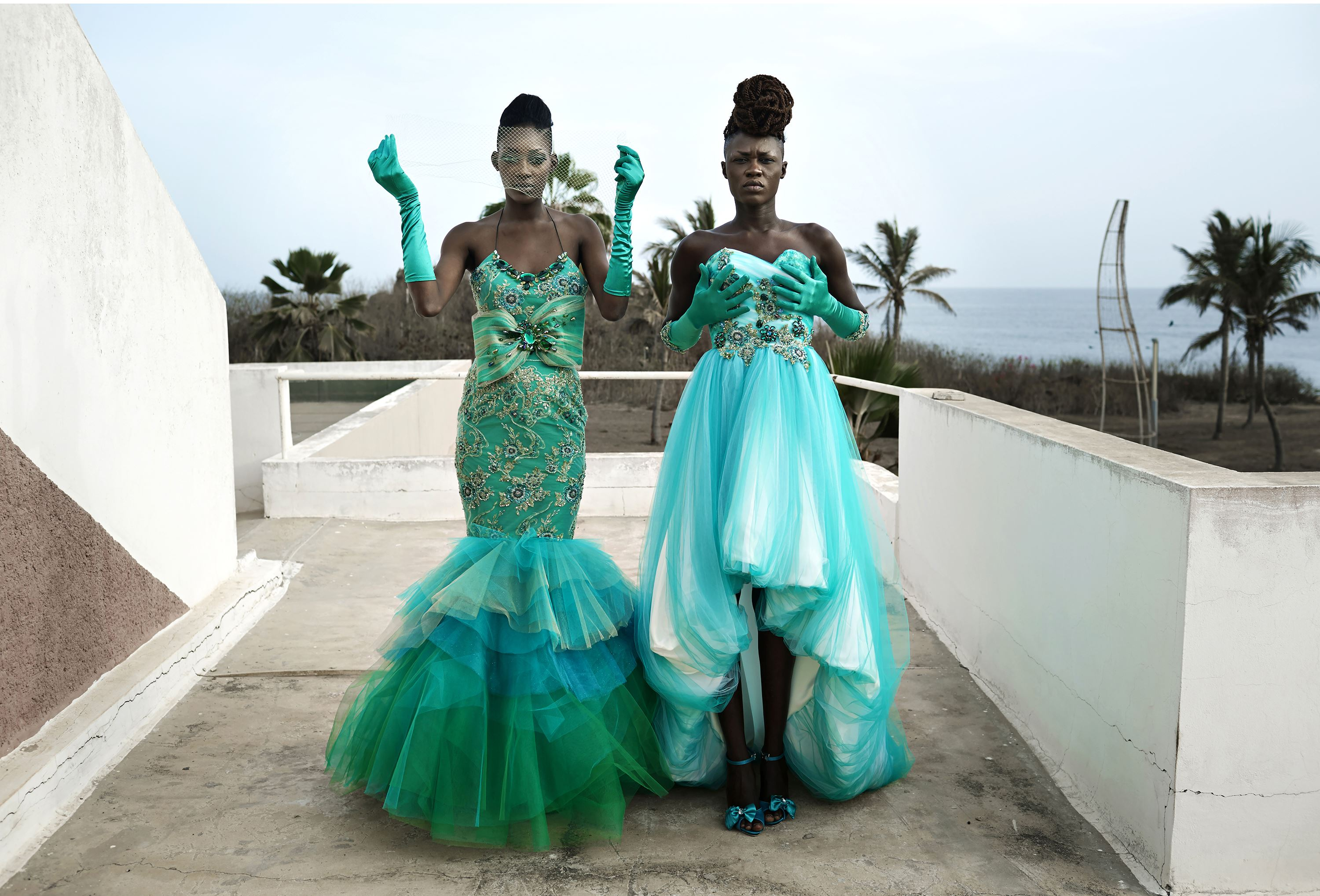 Per-Anders Pettersson, African catwalk // Per-Anders Pettersson