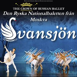 Swan lake - The Russian national ballet from Moscow.