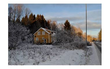 Munkfors - Rally Sweden 2018 Private fully equipped house for up to 6 persons
