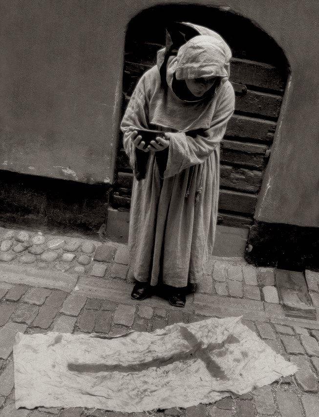Spökvandring i medeltidskvarteren
