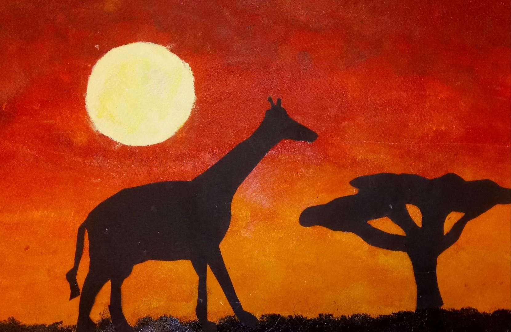 Utställning - Mitt Afrika