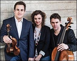 Kammarmusik - Trio Dali