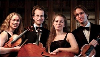 Kammarmusik - Dahlkvistkvartetten