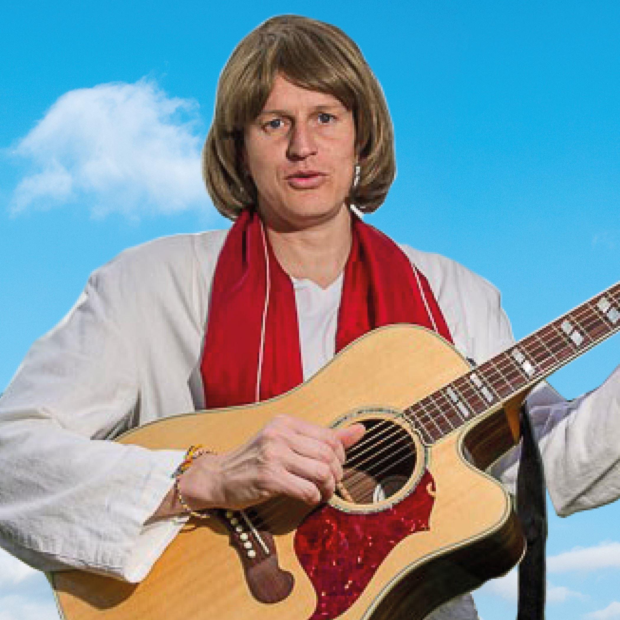 Himlen är oskyldigt blå - Hyllningsshow till Ted Gärdestad