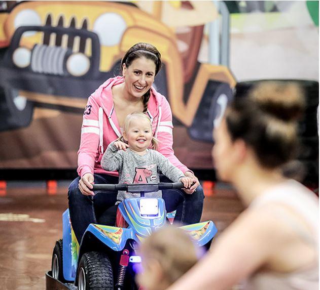 HopLop indoor playground