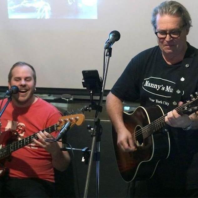 Musikcafé med The Poppers