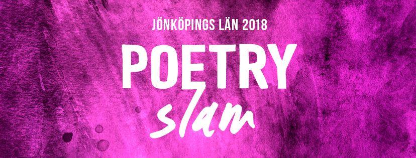 Poetry slam i Vetlanda