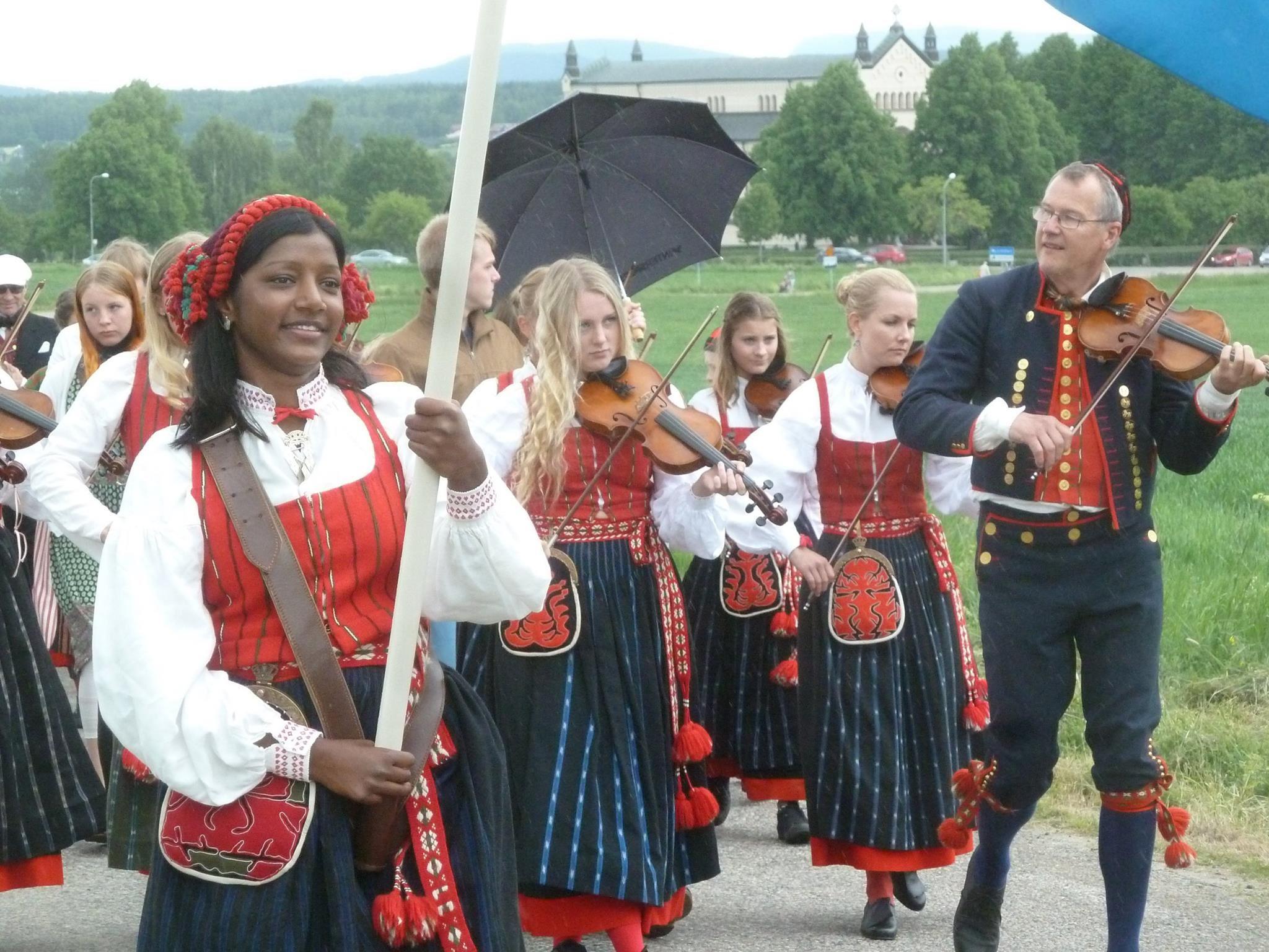 Delsbostämman - Världens Stämma - En del av Musik vid Dellen