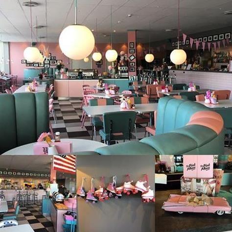 Pink Ladies Diner