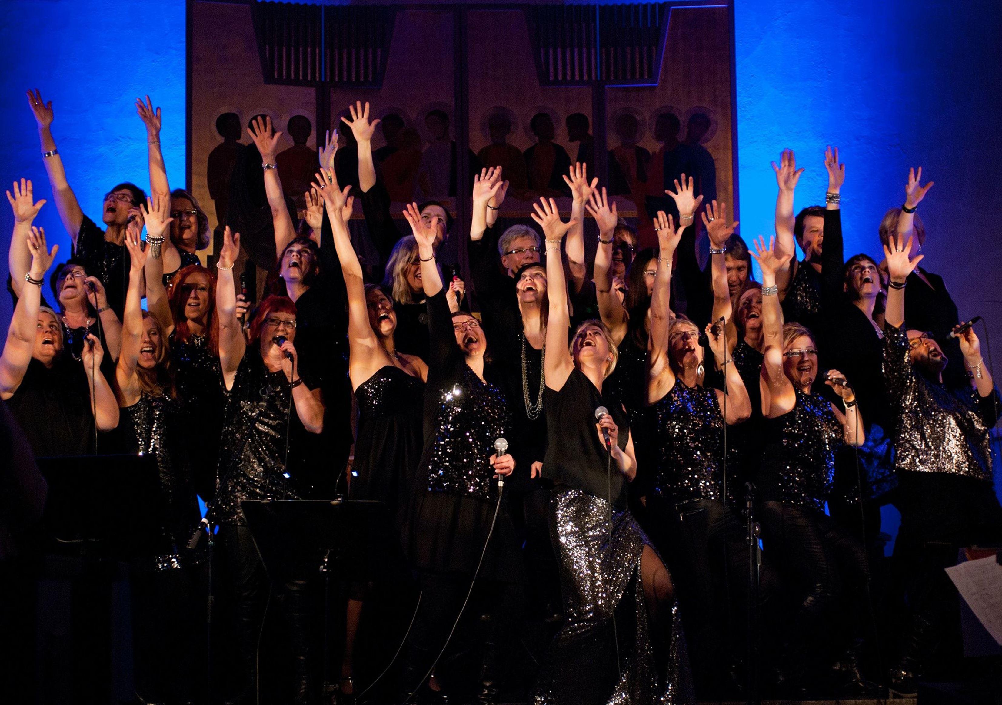 Jubileumskonsert - Juniper Bay Gospel
