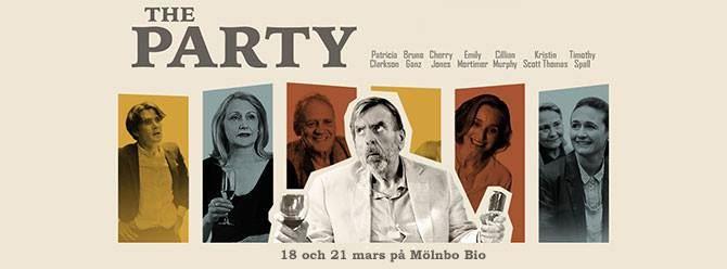 Mölnbo Bio: The Party
