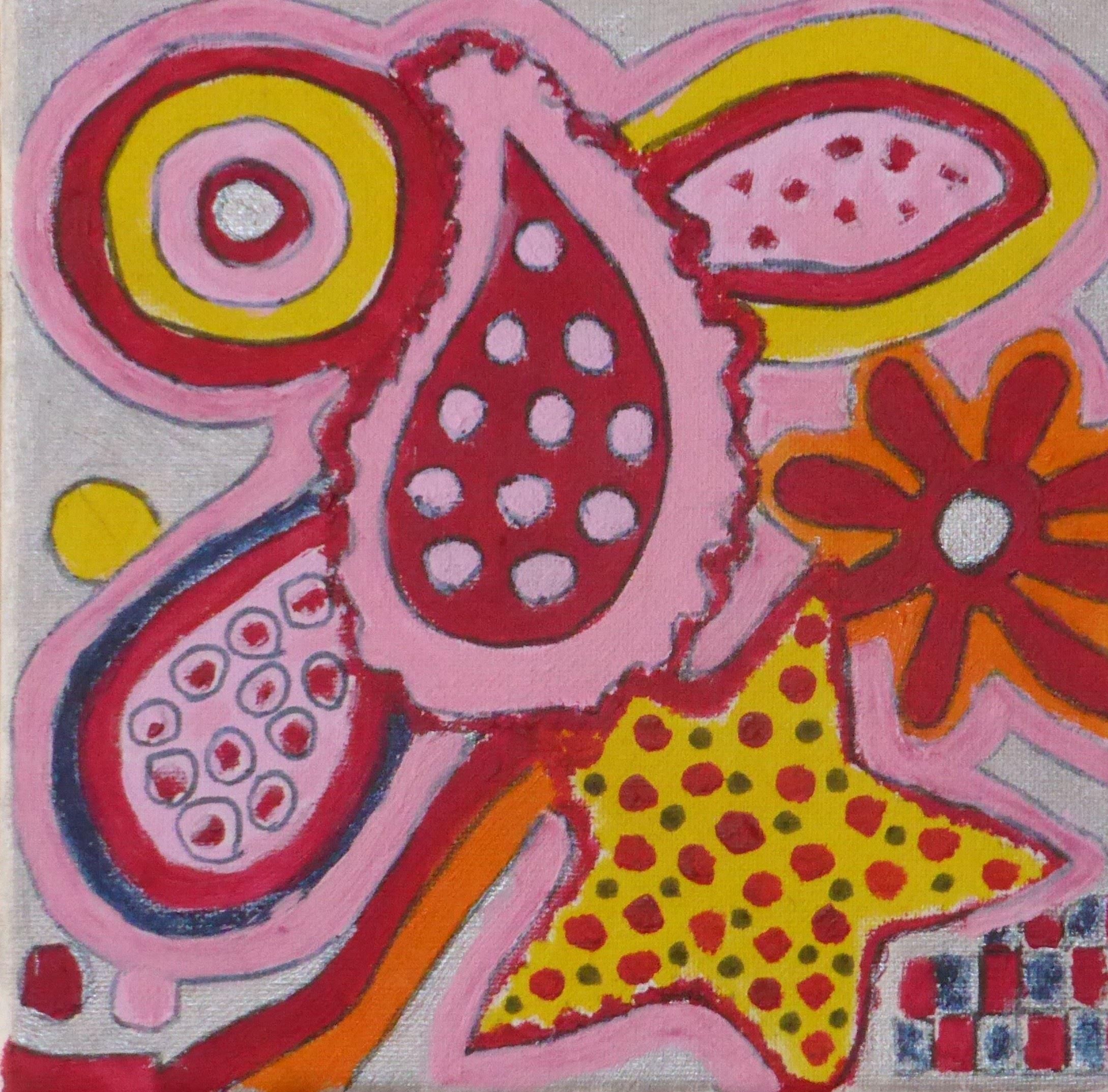 Konstutställning med Marjatta Titoff