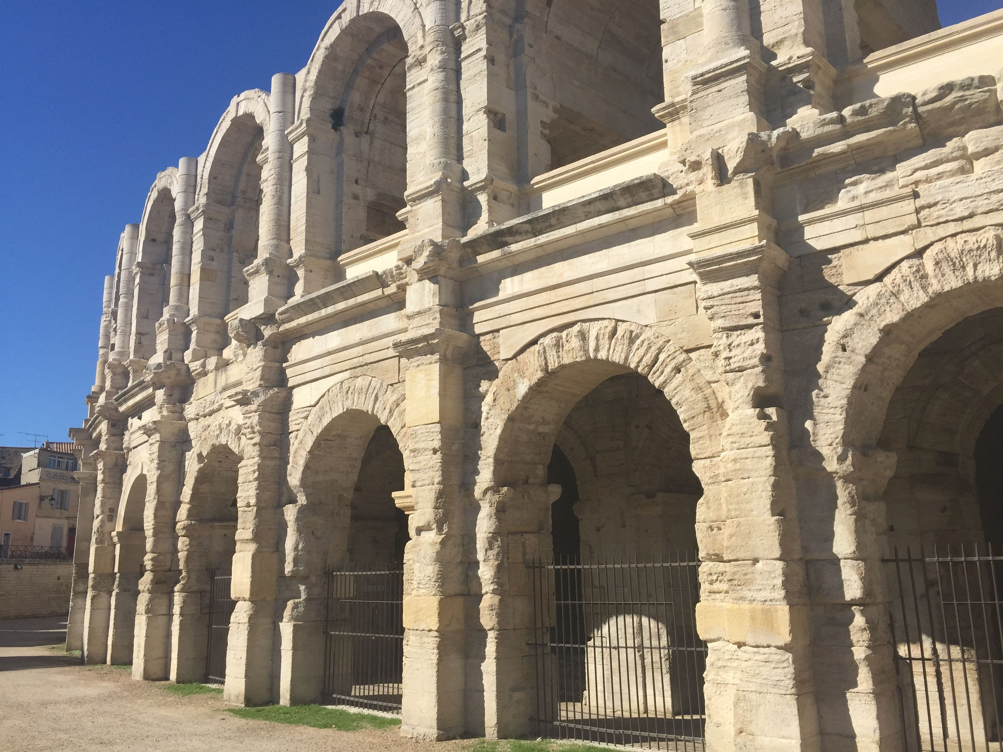 Baux de Provence, Arles, Pont du Gard and Avignon