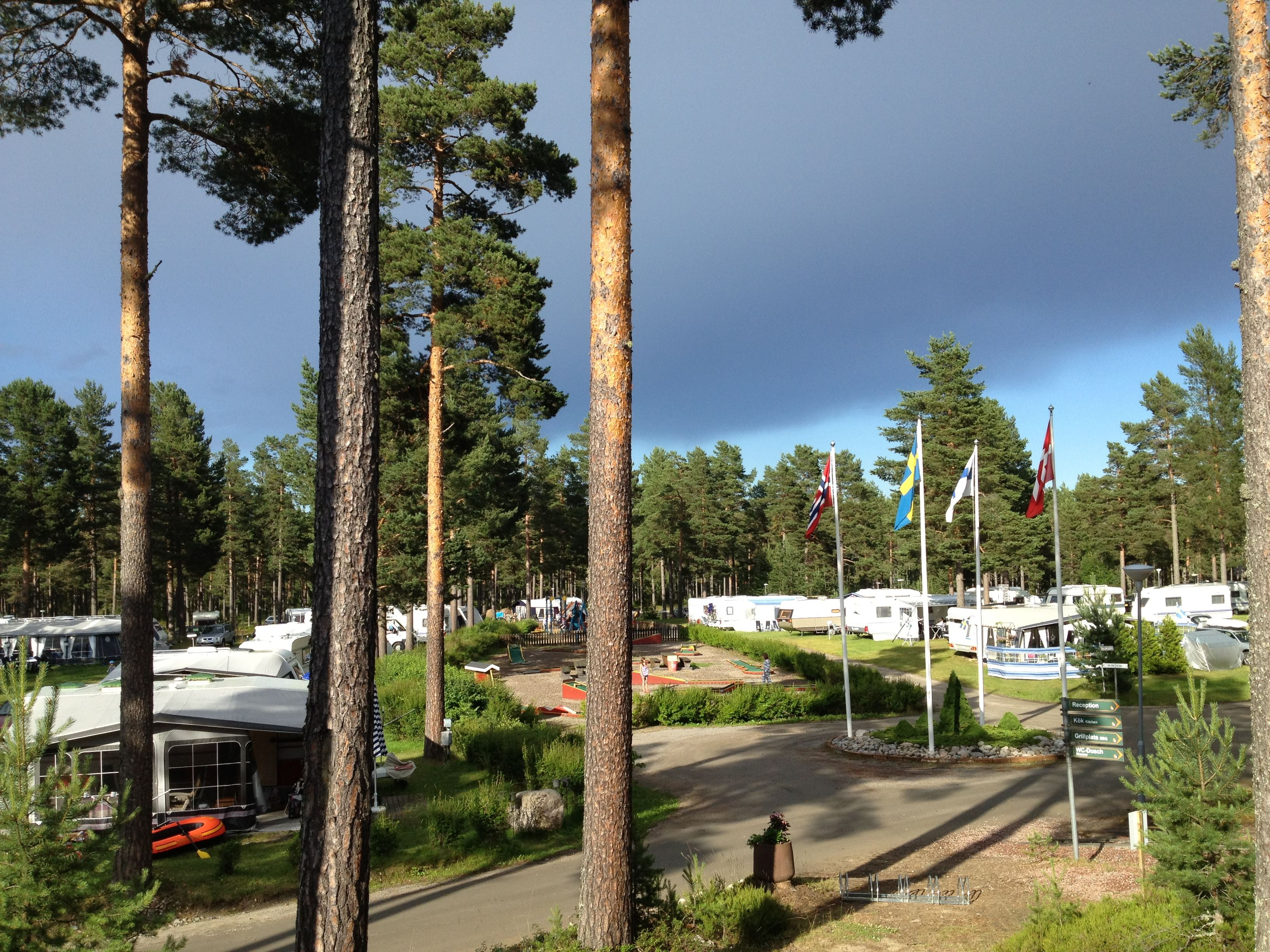 Malnbadens Camping / Cabins
