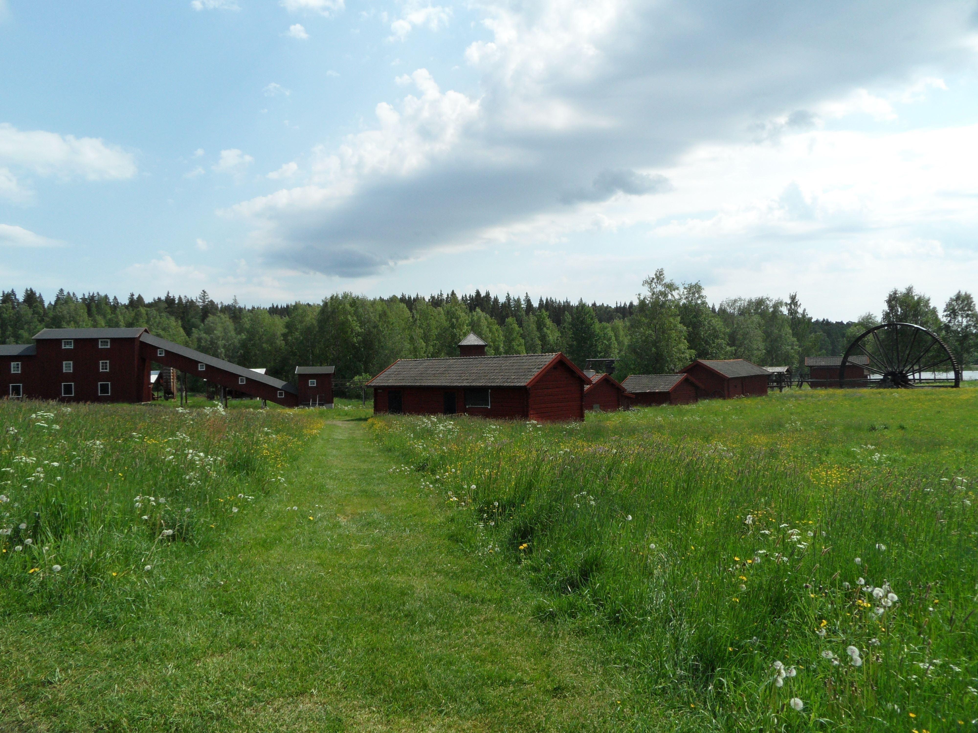 Ludvika Gammelgård och Gruvmuseum