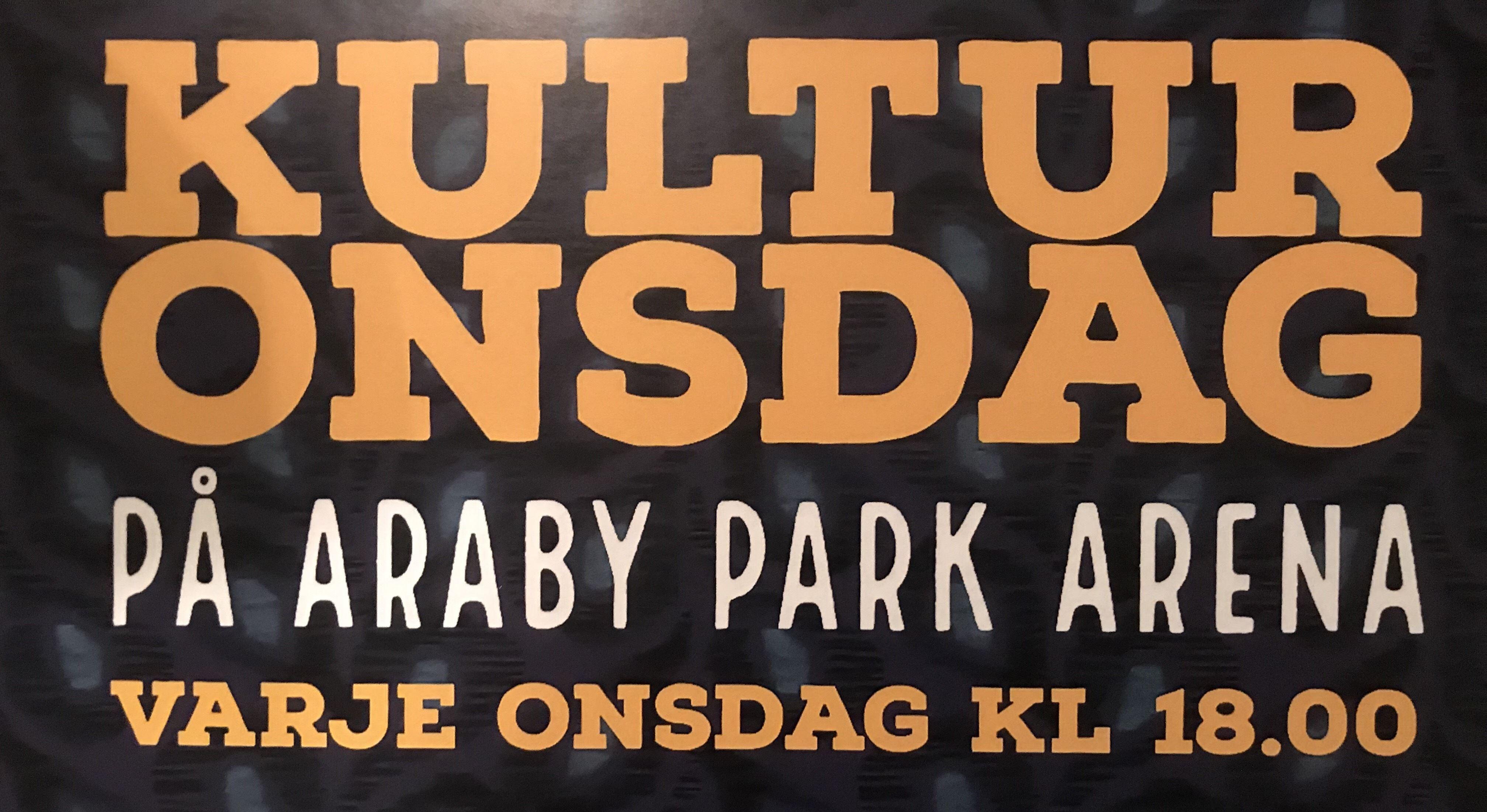 Kultur-onsdag