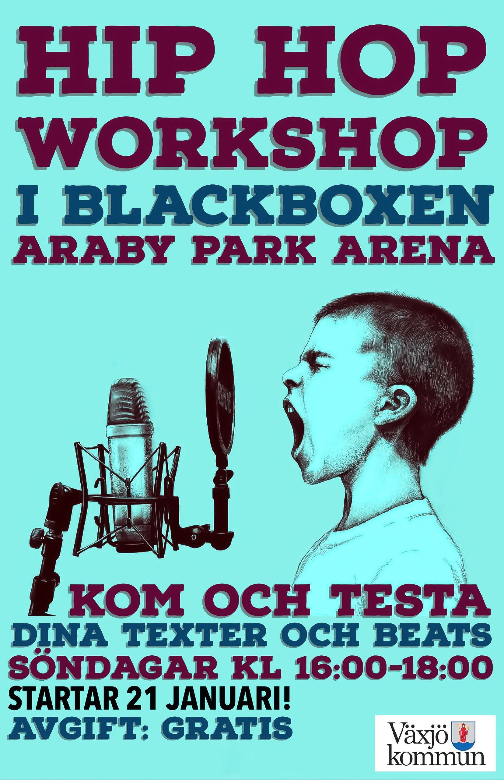 Workshop: Hip-hop
