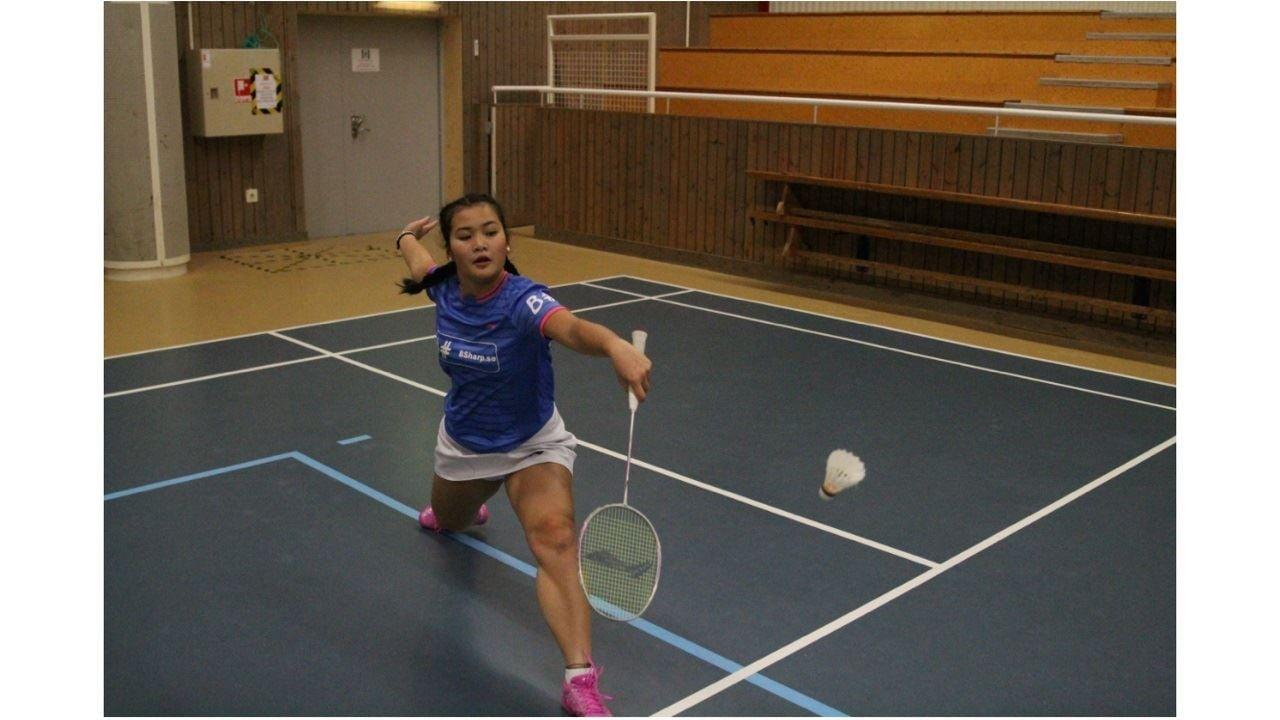U17 SM Badminton