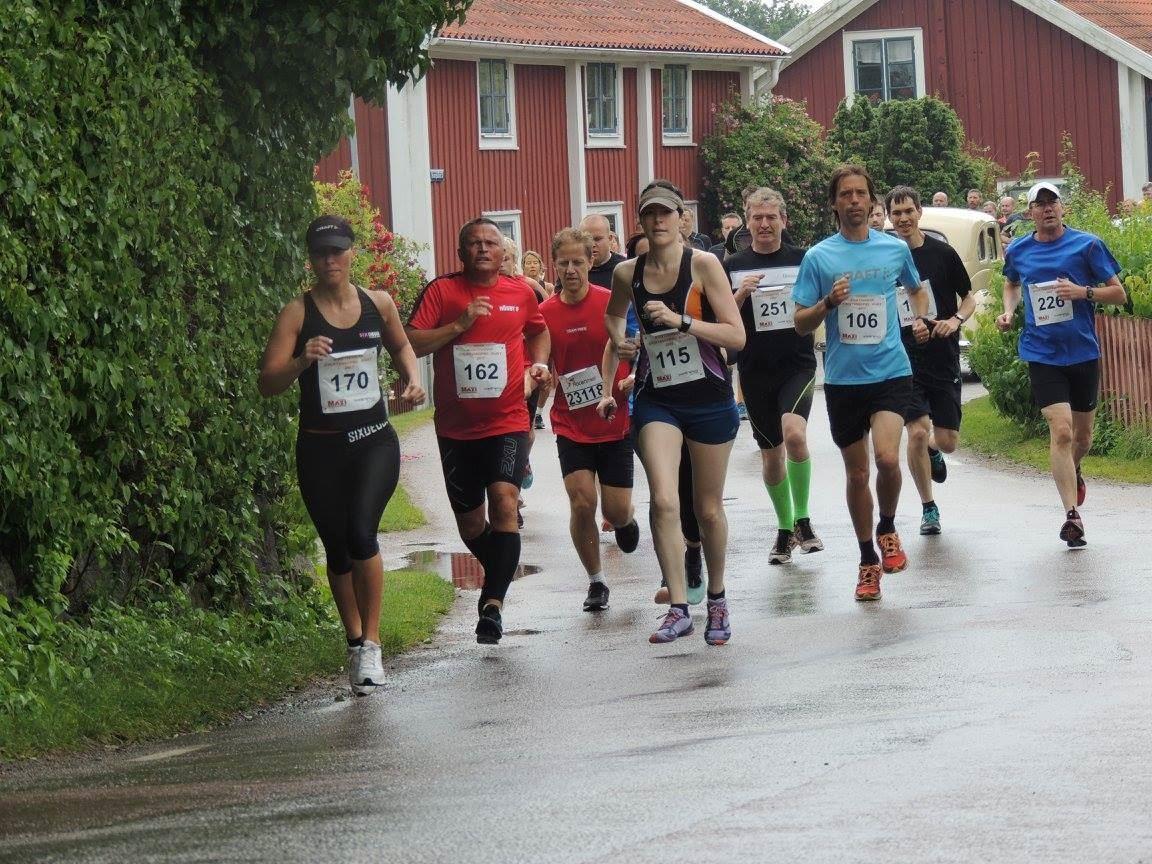 Running competition - Kustmaran & around Kristianopel